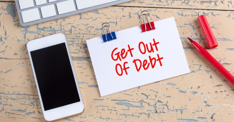Debt Consolidation Application